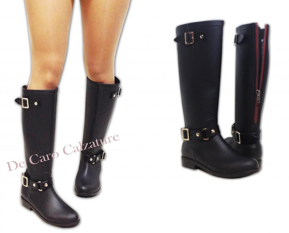 scarpe per pioggia donna