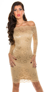 ooKouCla_Bandeau_Midi-Dress_with_lace__Color_CHAMPAGNER_Size_12_0000K91141_CHAMPAGNER_9 - Copia