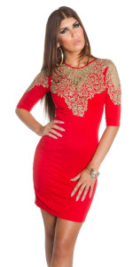 ooKouCla_dress_with_Golden_lace__Color_RED_Size_M_0000IN50486_ROT_32