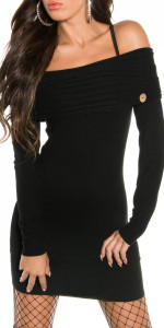 ooKouCla_fineknit_BOHOminidress_with_carmenneck__Color_BLACK_Size_Onesize_0000IN-083_SCHWARZ_45