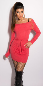 ooKouCla_knit-dress_with_rhinestones_and_zip__Color_CORAL_Size_Onesize_0000ISF8080_CORAL_32