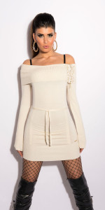 ooKouCla_knit-dress_with_rhinestones_and_zip__Color_CREME_Size_Onesize_0000ISF8080_CREME_37