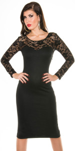 ooKouCla_pencildress_with_dress__Color_BLACK_Size_8_0000K18407_SCHWARZ_48