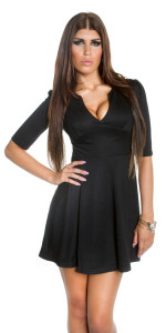 ooKoucla_flared_skirt_mini_dress__Color_BLACK_Size_M_0000K18319_SCHWARZ_18