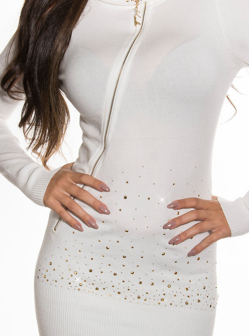 ooKouCla_fineknit_Jumper_with_studs_and_zip__Color_WHITE_Size_Onesize_0000IN-120_WEISS_56