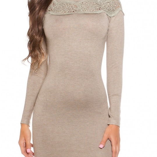 ooKouClaknit_dress_with_lace__Color_TAUPE_Size_Einheitsgroesse_0000ISF8643_TAUPE_32