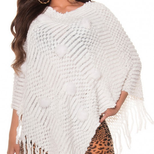 nnKnit_Poncho_with_ponpons__Color_WHITE_Size_Einheitsgroesse_0000ENPAN-105_WEISS_12