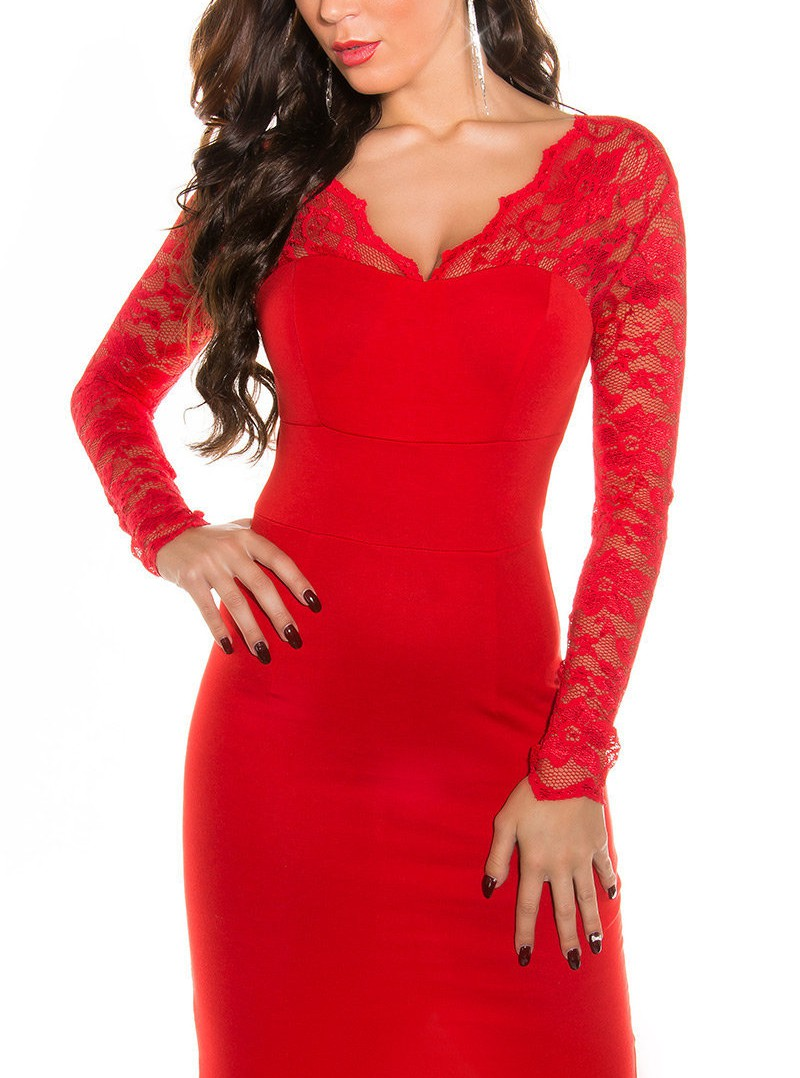 ooKouCla_Midi-Dress_with_lace__Color_RED_Size_12_0000K18409_ROT_33