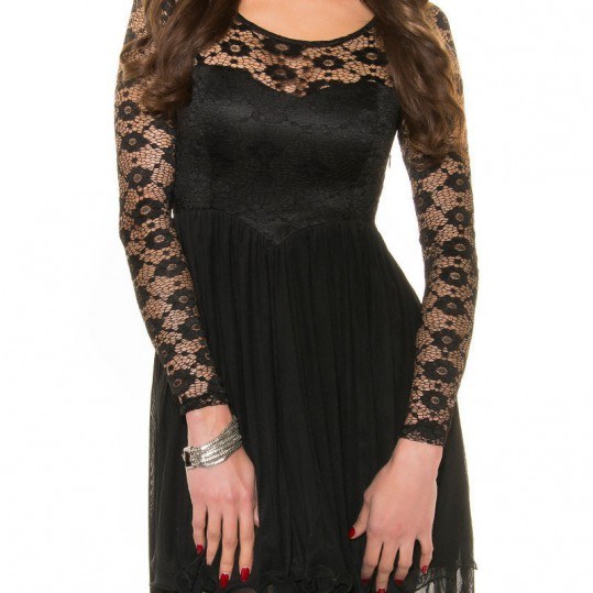 eeSexy_Koucla_evening_dress__Color_BLACK_Size_M_0000K9129_SCHWARZ_15
