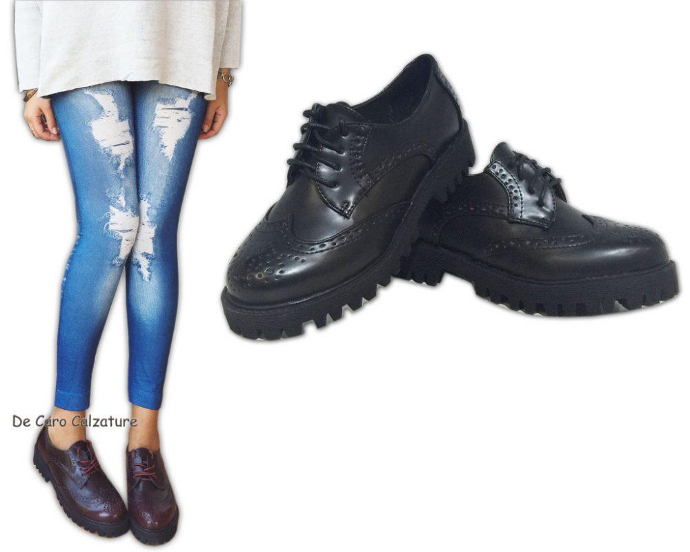Bassi Pelle Inglesinepolacchine Eco Scarpe Donna Stivali Sneakers I6vY7gbfy