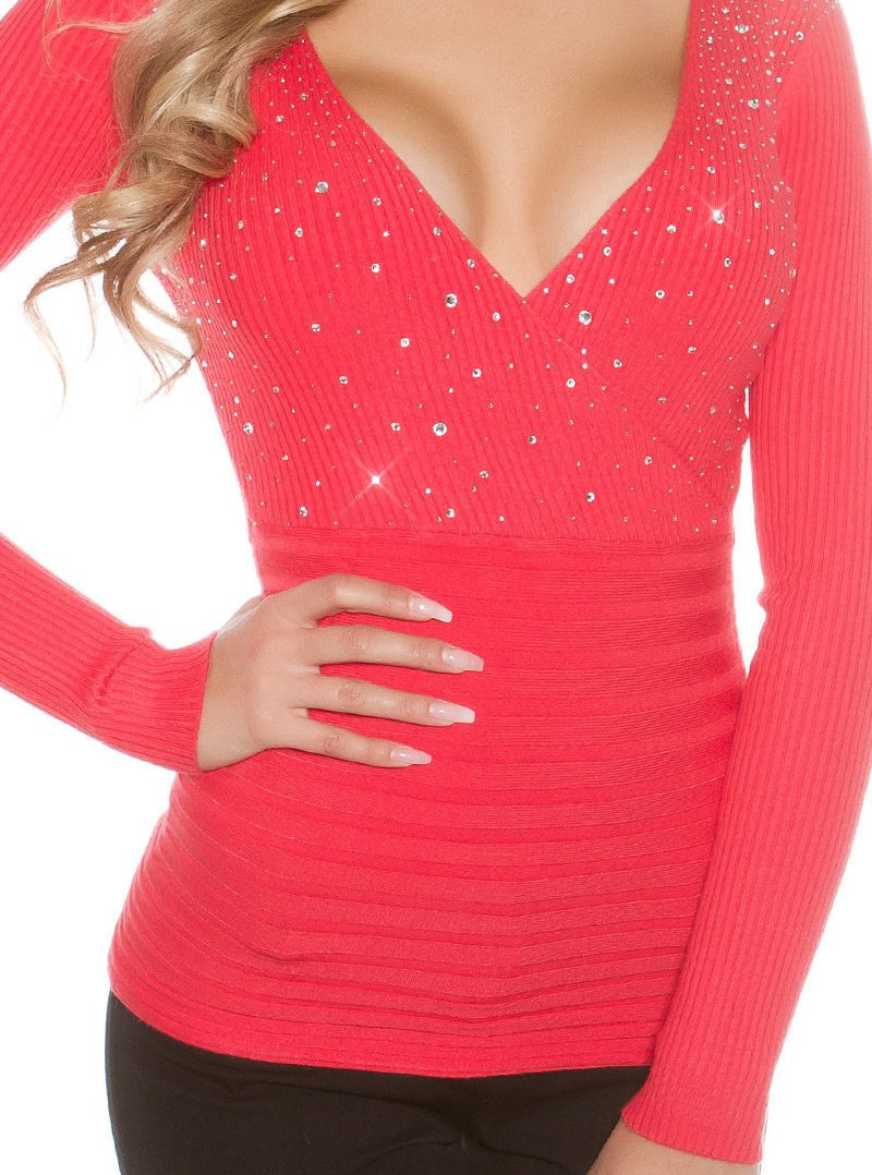 ooKouCla_wrap_look_with_rhinestones__Color_CORAL_Size_Einheitsgroesse_0000KOP-1502_CORAL_11