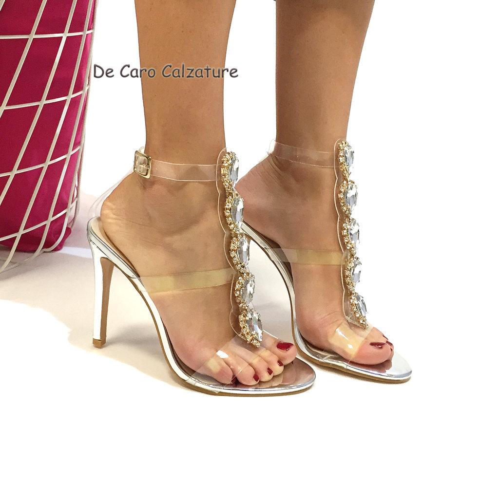 abbastanza economico vestibilità classica vendite calde sandali gioiello