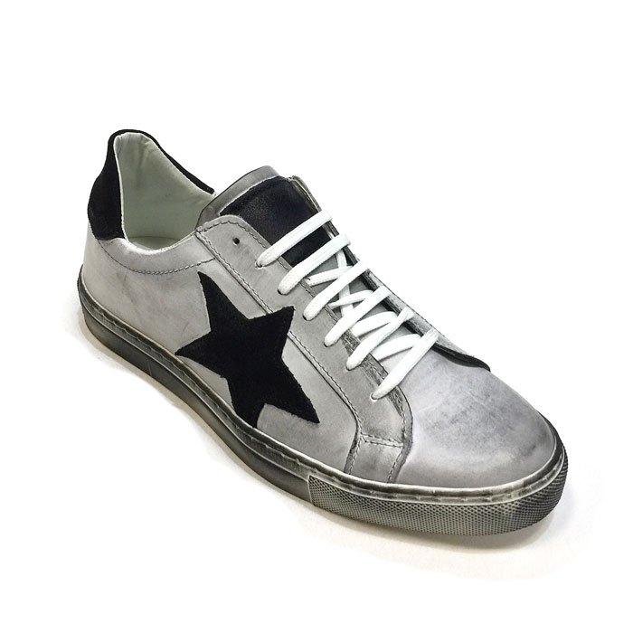 metà fuori 45d89 d0694 Sneakers Tauri VERA PELLE scarpe ginniche con stella M95