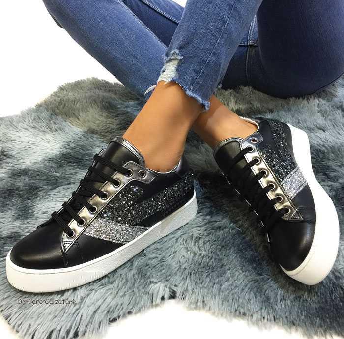 scarpe adidas donna brillantini